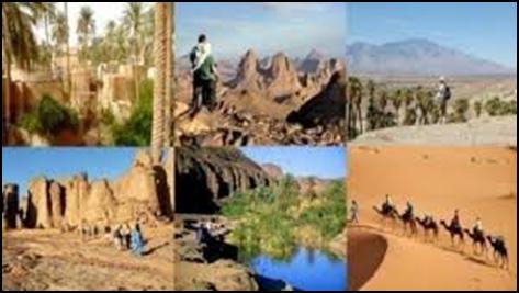 """Résultat de recherche d'images pour """"L'ATLAS SAHARIEN tourisme"""""""